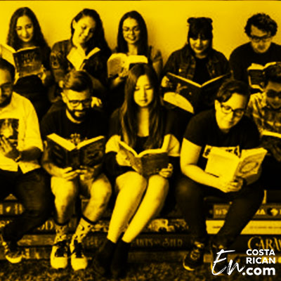 Bookstubers Ticos