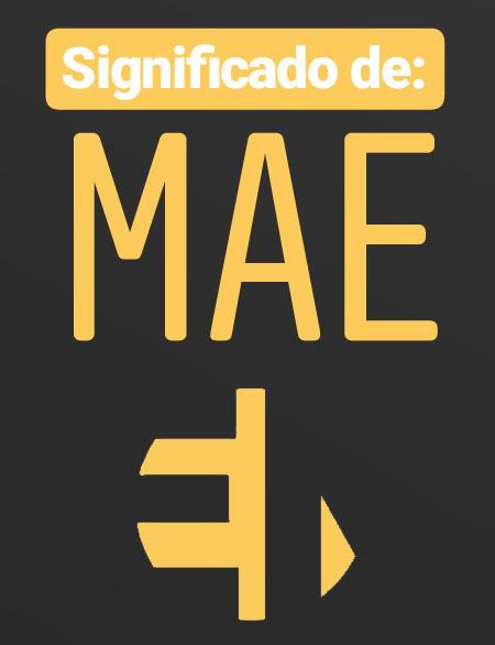 Mae significado