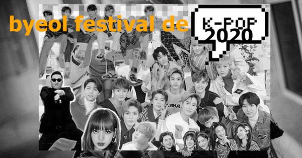 BYEOL Festival de KPOP