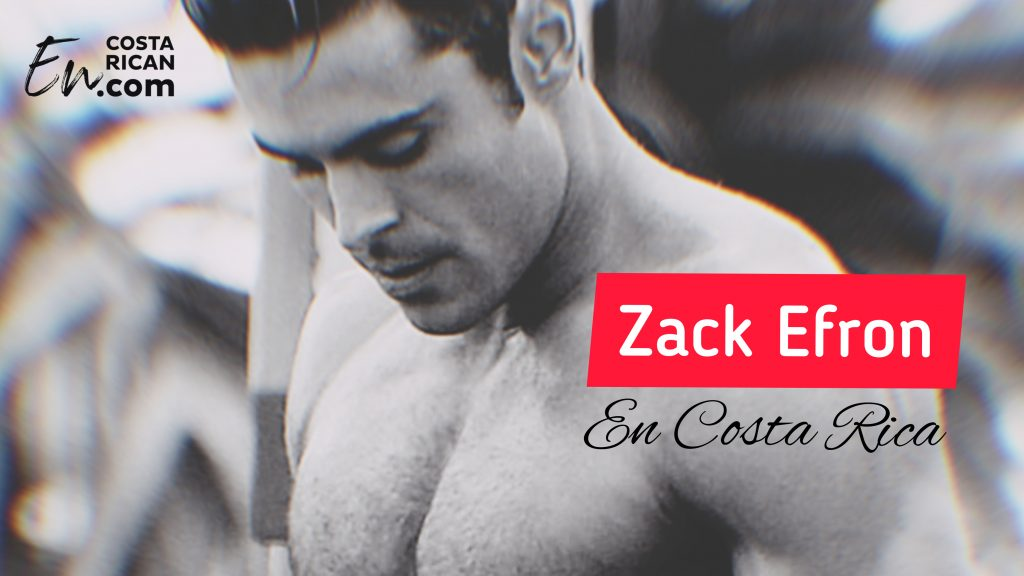 Zack Efron en Costa Rica, documental NETFLIX