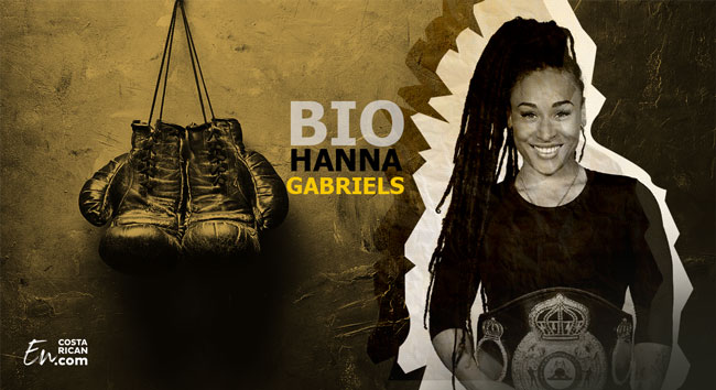 Biografía Hanna Gabriels
