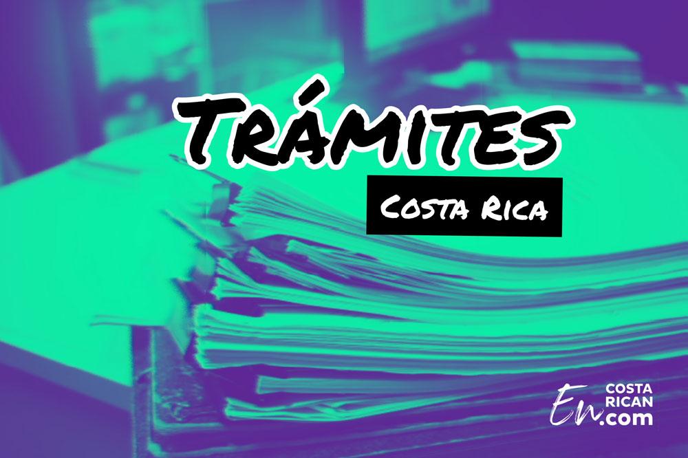 Costa Rica Tramites