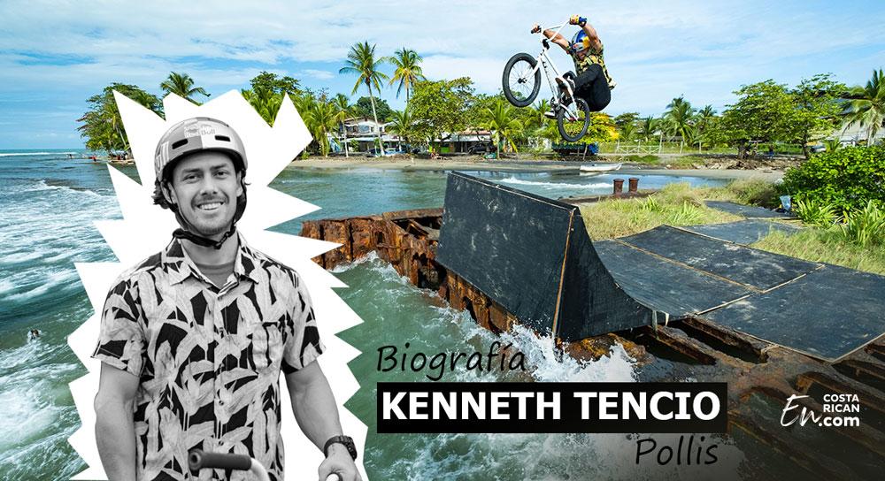 Kennet Tencio BMX Pollis 10cio